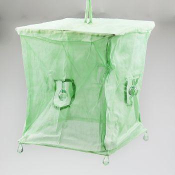 Crystal Fabric Lantern