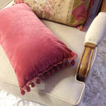 Pre-filled Decorative Pillow