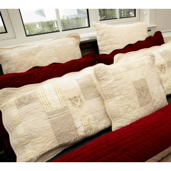 Berlin 48x72cm Quilted PIllow