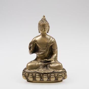 30cm Brass Buddha Big