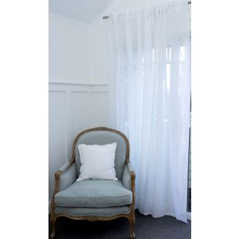 Set of 2 Provence Curtain W150xL240cm