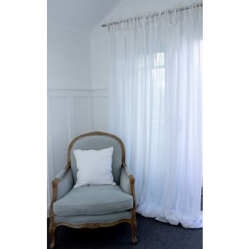 Voile Curtain Set of 2