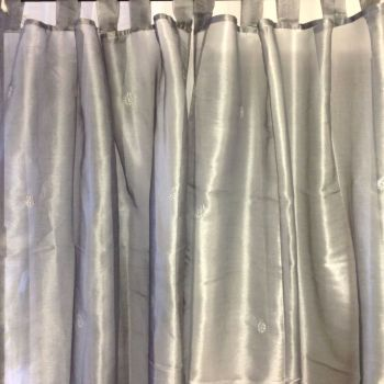 Set of 2 Paisley Curtains W100xL215