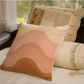 Hand Quilted Prefilled Cushion