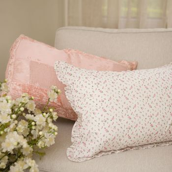 Printed Voile Pillowcases Set