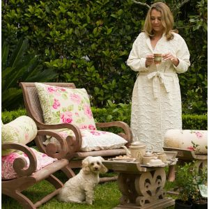 Quilted Robe Emma